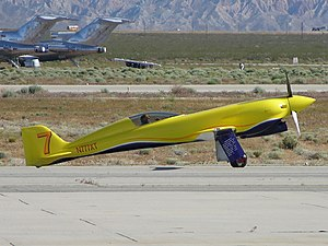 Sharp Nemesis NXT - A Nemesis NXT built by Dan Wright of Santa Barbara taxis at Mojave