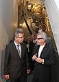 Neueröffnung des Militärhistorischen Museums der Bundeswehr - Libeskind und de Mazière.jpg