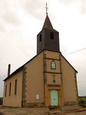 Église Saint-Louis de Gonzague.