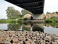 Neustadt-Glewe Müritz-Elde-Wasserstraße Dütschower Brücke 2011-09-03 023.JPG