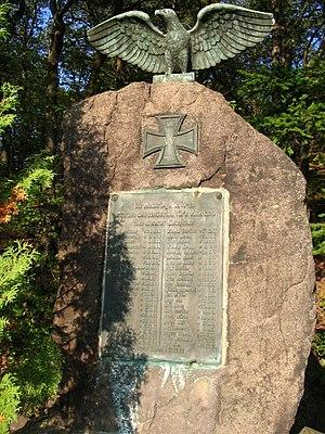 Neustadt/Harz - Image: Neustadt Kriegerdenkmal