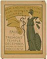 New England hospital for women and children fair at Tremont Temple - 10713489415.jpg