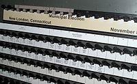 New London Voting Machine