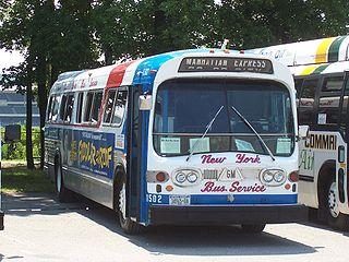 GM New Look bus Motor vehicle
