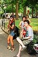 New York City - 26 July 2008 Jazz in Washington Square (2706028569).jpg