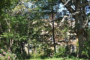 Abraham Adams House - Image: Newbury MA Abraham Adams House