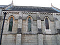 Newgate Street, Hertfordshire, St Mary's Church 06 - Chancel south windows.jpg