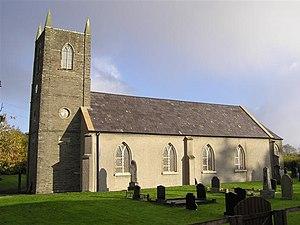 Newtown Cunningham - Newtowncunningham Church of Ireland.
