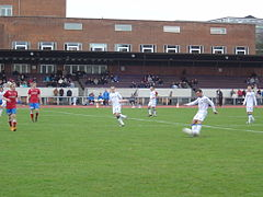 Shooting (association football) - Wikipedia