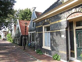 Nieuwendam - Nieuwendammerdijk
