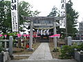 Niigata-Tsukigata Hakusan-Shrine 20130622.JPG