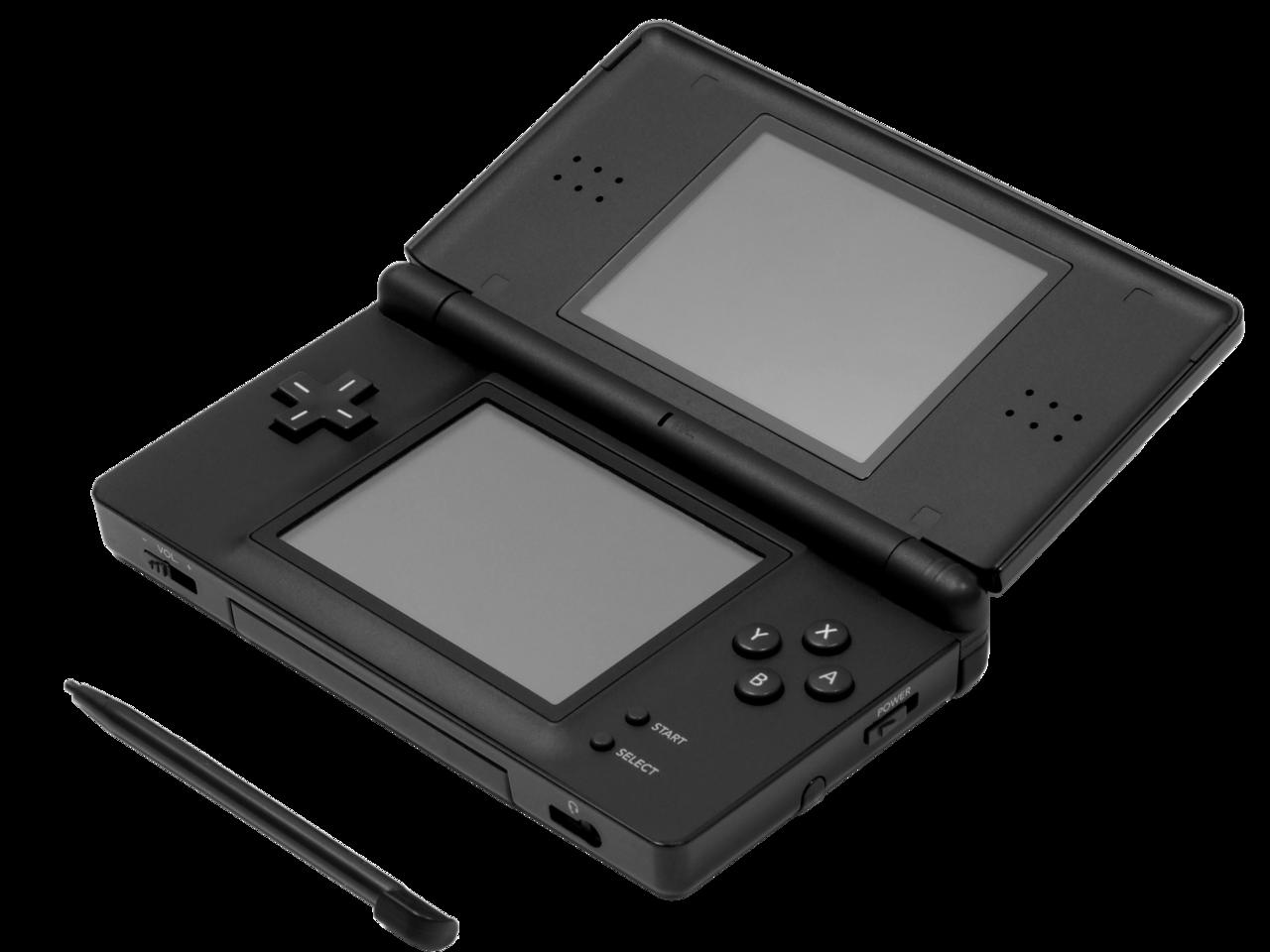 stylus Nintendo ds thumb