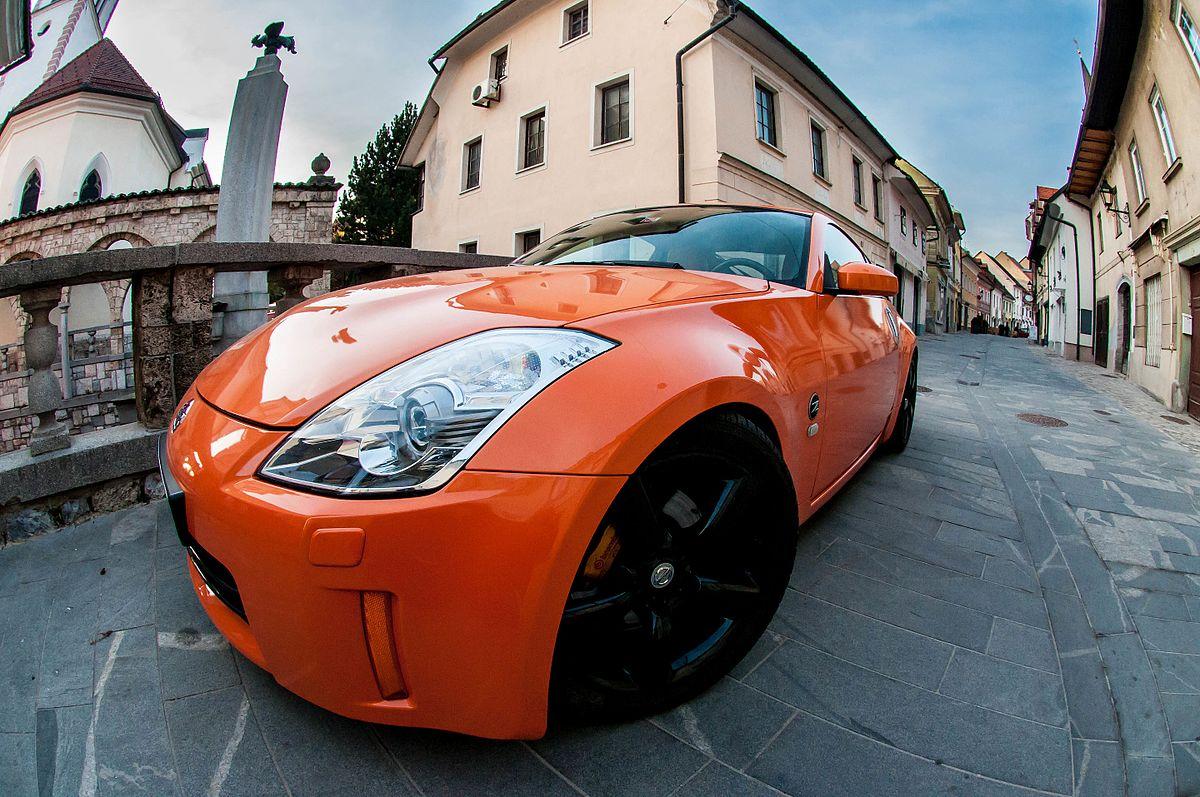 Nissan Fairlady Z >> Nissan Fairlady Z — Википедия