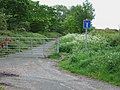 No through road - geograph.org.uk - 436649.jpg