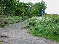 No through road - geograph.org.uk - 436649.jpg