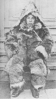 Japanese explorer of the Antarctic