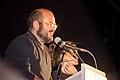 Noche electoral de Ahora Madrid en la cuesta de Moyano (18089841085).jpg