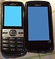 Nokia C5-00 and Nokia C6-01.jpg