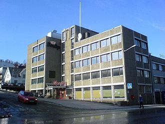 Nordlys - Image: Nordlys newspaper Tromso