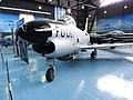 North American F-86D Sabre Dog jet all-weather interceptor - Αεριωθούμενο αναχαιτίσεως παντός καιρού (26427299424).jpg