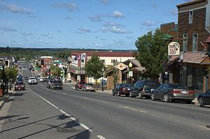 Ely, Minnesota - Sheridan Street, Ely, MN