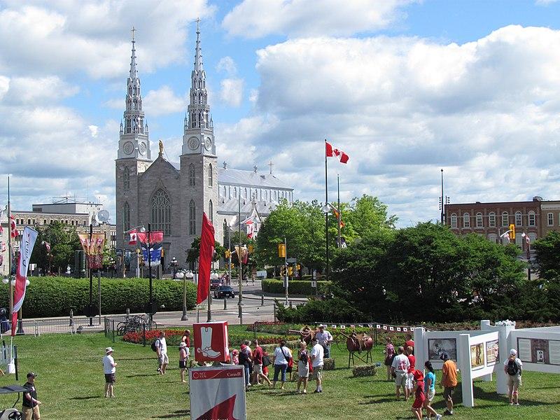 Pontos de interesse Ottawa