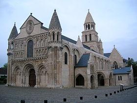 Image illustrative de l'article Église Notre-Dame la Grande de Poitiers