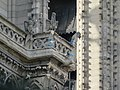 Notre Dame - 2019-04-21 - South tower, chimeras 01.jpg
