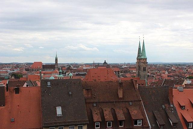Panorama Nuremberg