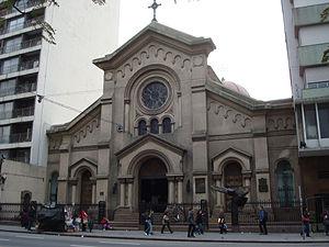 Nuestra Señora del Carmen, Cordón, Montevideo - Image: Nuestra Señora del Carmen, Cordón
