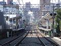 OER Minami-Shinjuku station Precincts.JPG