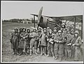 OFFICIAL PHOTOGRAPH OF THE BRITISH WESTERN FRONT IN FRANCE - WORK OF THE ROYAL AIR FORCE DURING THE GERMAN OFFENSIVE (3018074167).jpg