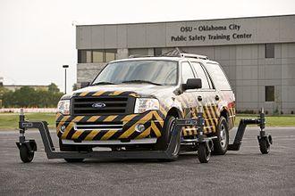 Oklahoma State University–Oklahoma City - OSU-OKC's SkidSUV.