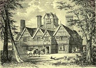 Allen Edward Everitt - Oak House, West Bromwich