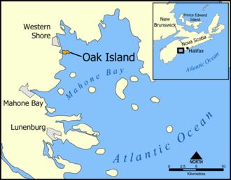 Oak Island - Oak Island, Nova Scotia