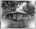 Oakland Plantation, Plantation Store and Post Office, Route 494, Bermuda, Natchitoches Parish, LA HABS LA,35-BERM,2-O-10.tif