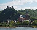 Oberwesel Liebfrauenkirche und Schönburg 2014-04-20 15.36.43.jpg