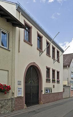 Ockenheim, Rathaus (Gemeindeverwaltung)