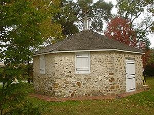 Newtown Township, Delaware County, Pennsylvania - Octagonal School House