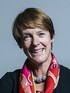 Caroline Spelman British politician (born 1958)