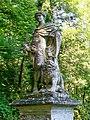 Ognon (60), parc d'Ognon, statue 'Les Quatre parties du monde' - l'Afrique.jpg