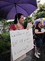 Oil Flood Protest Clean Gulf Priceless.JPG
