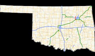 Oklahoma State Highway 97