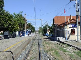 Etimesgut railway station