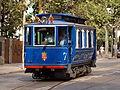 Old tram at Barcelona pic04.JPG