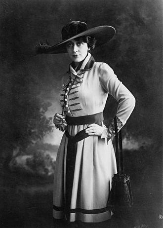 Olga Petrova - Olga Petrova circa 1917