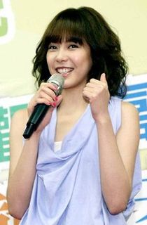 Olivia Ong Singaporean actor and singer