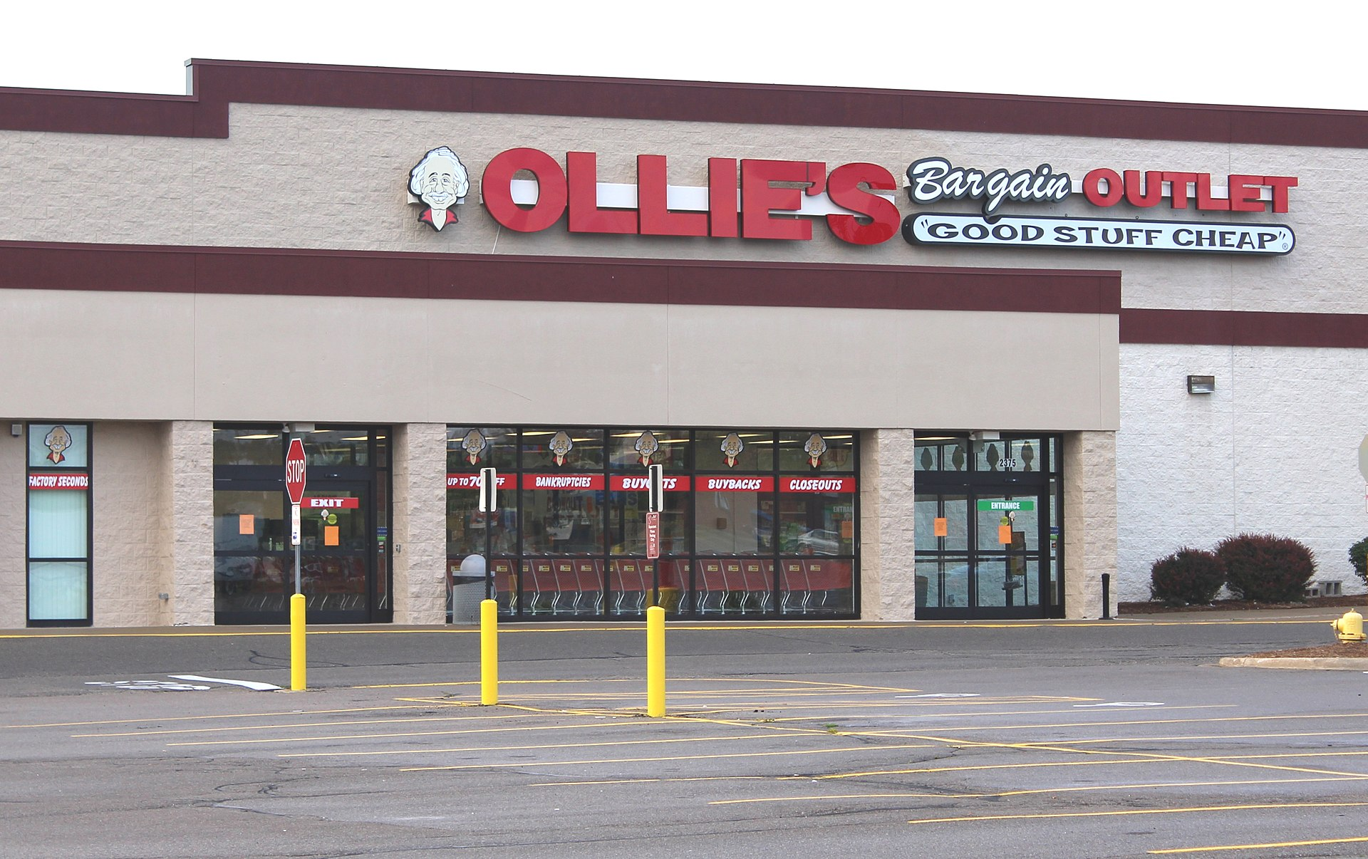 Ollie S Bargain Outlet Wikipedia
