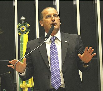 Chief of Staff of Brazil - Image: Onyx lorenzoni