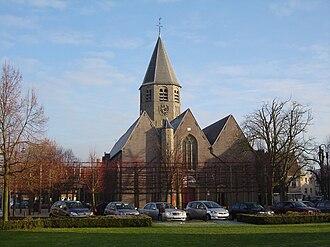 Oostkamp - Sint-Pieterskerk